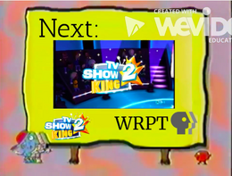 PTV Park WRPT Station ID Next Bumper - TV Show King 2 (Early 1998)