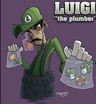 Luigi the Plumber by crisishour-1-