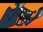 Evil Puma Attack