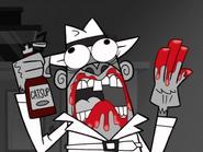 Jake Eats Blood