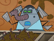 Robot Lunchlady
