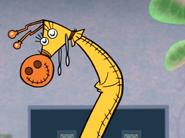 Kerry's Giraffe Head