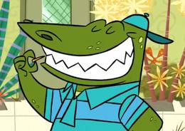 Cool Crocodile