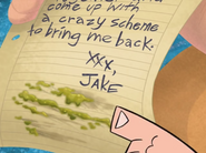 Jake's Letter to Home