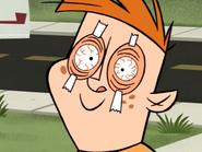 Adam Opens Eyelids