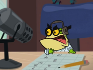 Pixiefrog Football Announcer