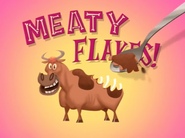 Disturbing Meaty Flakes Commercial