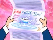 Jake's Tea Party Invite