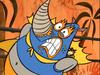 Pixiefrog Wrestling Hornbill