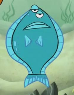 Monty Flounder