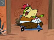Fat Principal Pixiefrog
