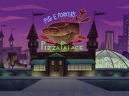 Pig E. Porker's Pizza Palace