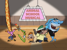 Animal School Musical