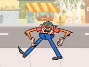 Jake Wearing Pants