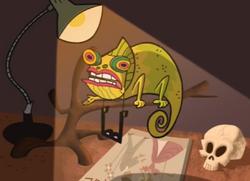 Ms. Chameleon