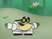 Principal Pixiefrog Has a Date