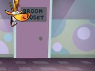 Adam Closes the Door on Ingrid's Neck