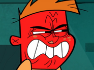 Adam's Face Turns Red With Rage