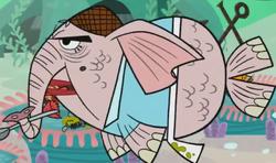 Mrs. Tuskfish
