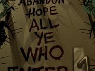 Abandon Hope All Ye Who Enter
