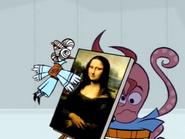 Miss Loon Observes Octavius