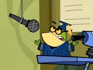 Principal Pixiefrog Bans Uniforms