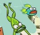 Marshall Frog
