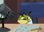 Principal Pixiefrog Can't Watch