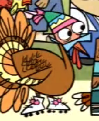 Naked turkey clip art