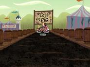 Pig Tossing Field