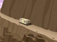 Portable Going Down the Mountain