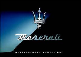 Maserati Album Cover