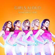 Girls Aloud - Something New Single Cover