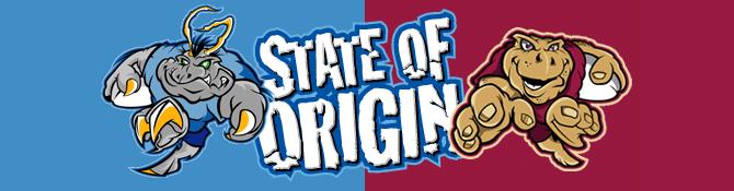 State of Origin banner