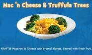 Mac and cheese and truffula trees