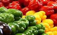 Peppers by color