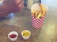 Snack fries