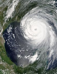 220px-Hurricane Katrina August 28 2005 NASA