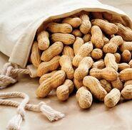 Peanut sack Image