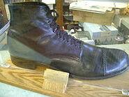 220px-Robert Wadlow shoe