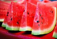 Seedy watermelon