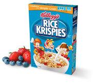 Rice Krispe cereal