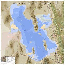 250px-Great Salt Lake Map