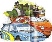 The Rallu Cars