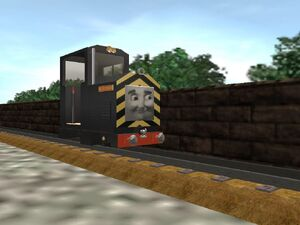 Blister II trainz
