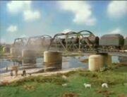 Three Tier Bridge