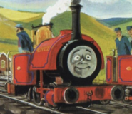 Skarloey cabless