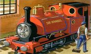 Sir Handel red