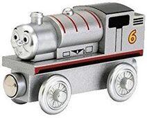 Percy silver