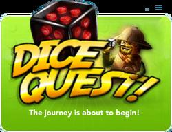 Dice Quest Game